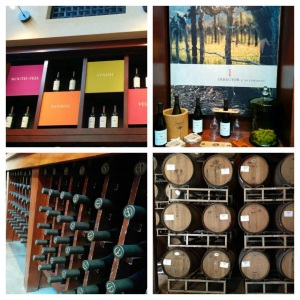 Wineries - random clicks